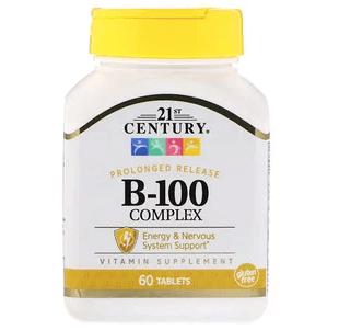 21stCENTURY社のビタミンBコンプレックス100