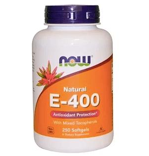 NowFoods社のビタミンE400